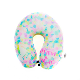 CUELLO MICROFIBRA - BELIEVE IN MAGIC - FLUO -