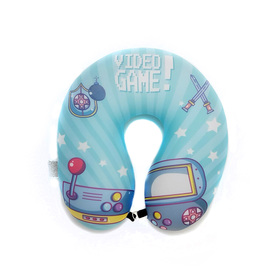 CUELLO MICROFIBRA - VIDEO GAME VARON